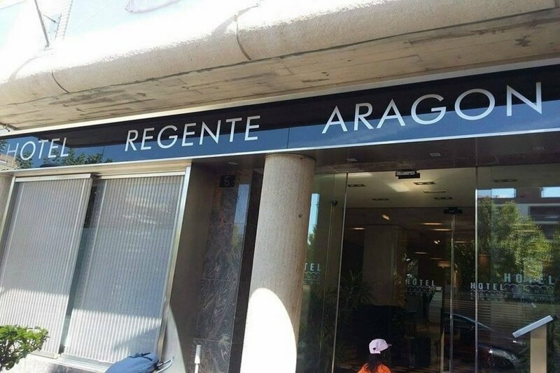 Отель Regente Aragón