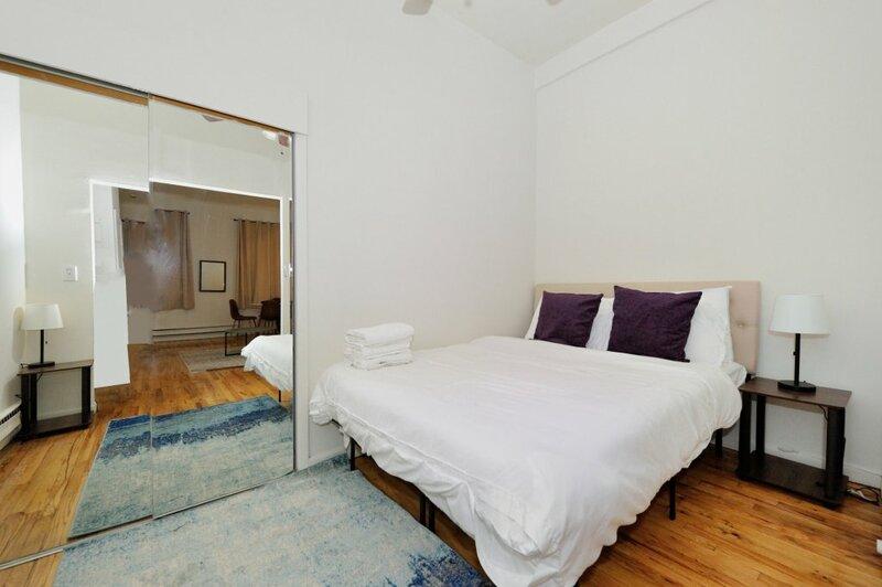 1bedroom flat in Collingham road