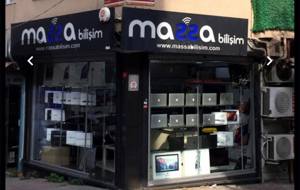 computer store — Massa Bilişim — Sisli, photo 1