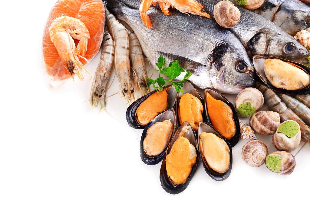 магазин рыбы и морепродуктов — Краб's — Орша, фото №1