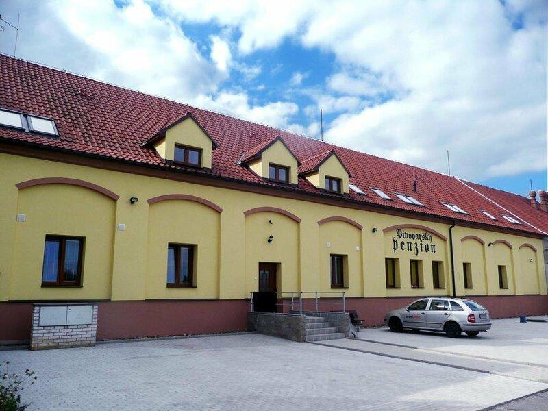 Pivovarsky Penzion Chyně