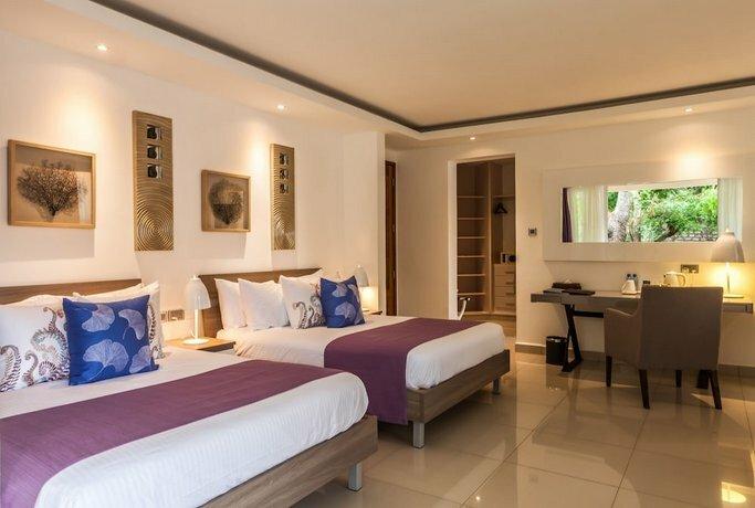 Отель Leopard Beach Resort