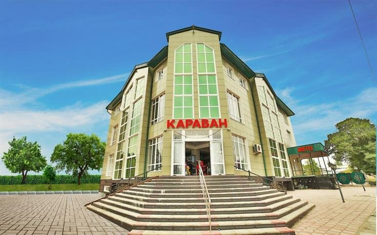 Отель Караван
