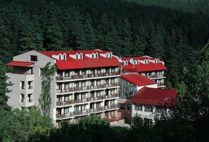 Бест Вестерн Парадайс отель Дилиджан