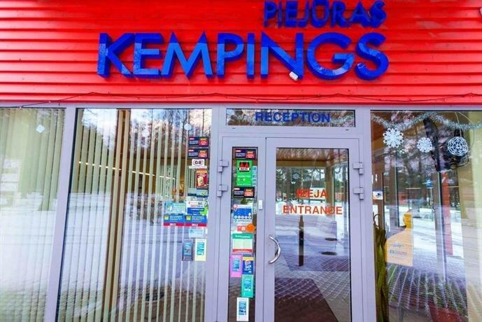 Piejūras Kempings