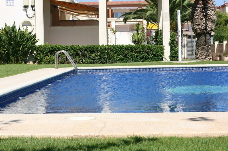 Apartment With 2 Bedrooms in Cubelles, With Wonderful sea View, Private Pool, Enclosed Garden - 100 m From the Beach