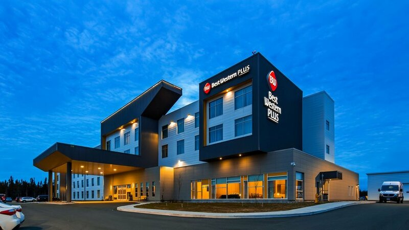 Best Western Plus St. John's Airport Hotel and Suites