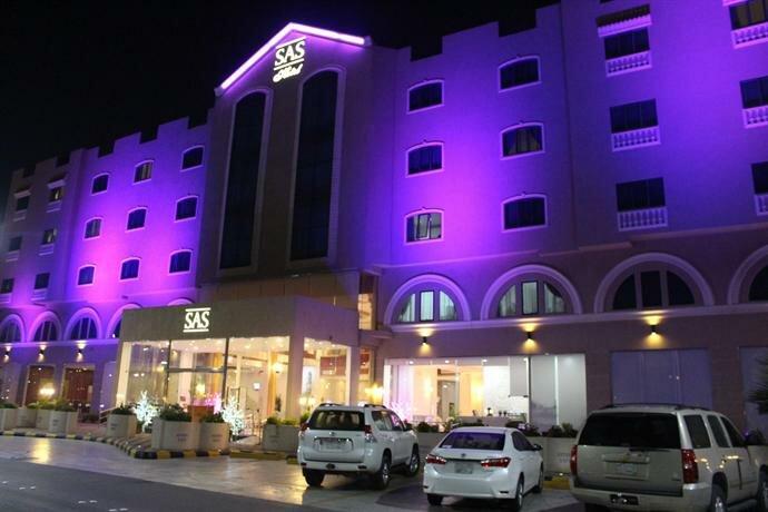 Отель SAS