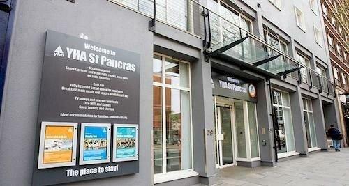 Yha London St Pancras - Hostel