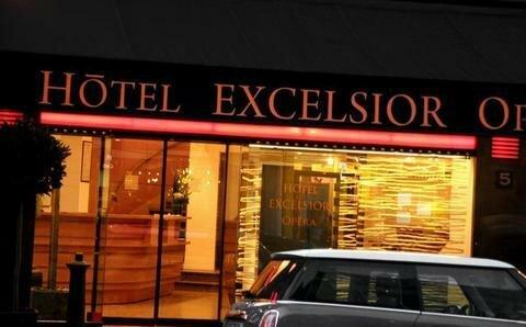 Hotel Excelsior Opera