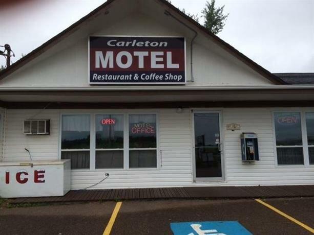 Carleton Motel & Coffee Shop