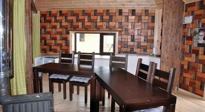 National Park Sailugemskiy урочище Чаган-Бургазы