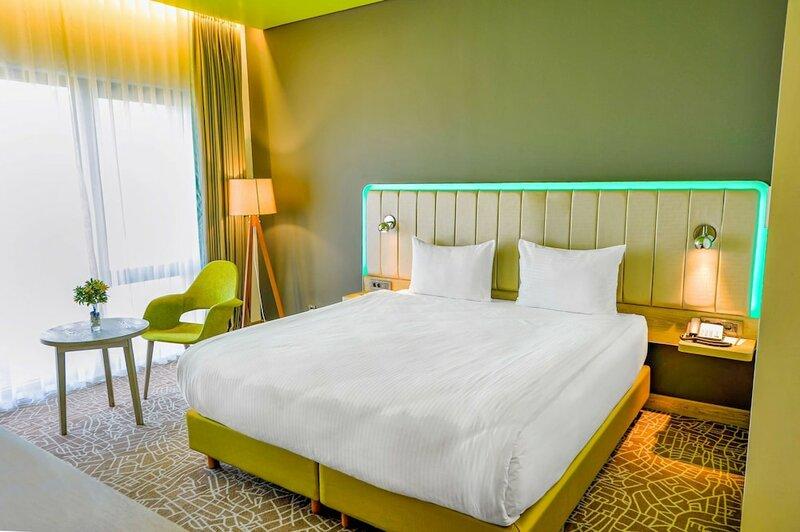Park Inn by Radisson Istanbul Airport Odayeri Hotel
