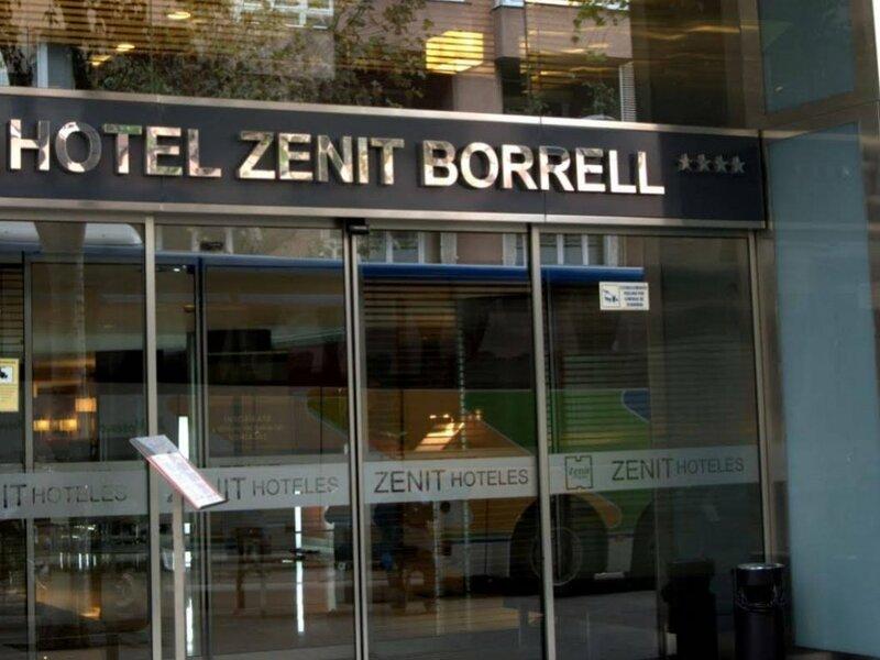 Hotel Zenit Conde De Borrell