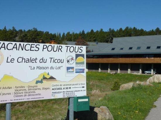 Chalet Du Ticou