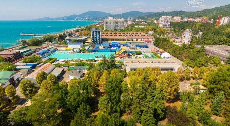 Отель Морской Бриз