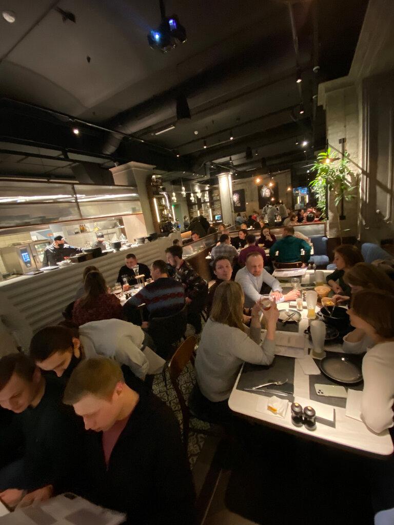 ресторан — Brasserie Lambic — Москва, фото №2