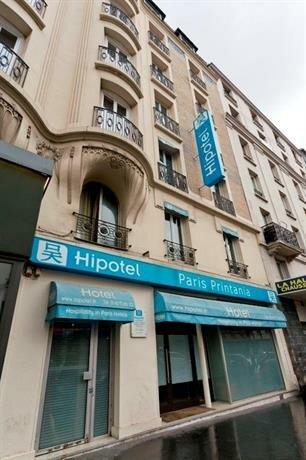 Hipotel Paris Printania Maraîchers