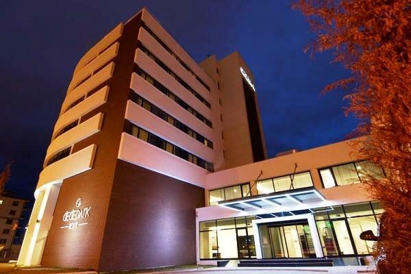 Dedepark Hotel Frig Hall