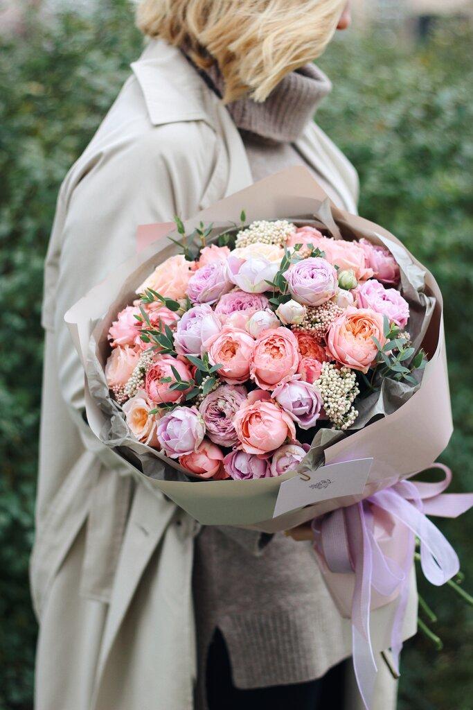 магазин цветов — Кошык Кветак — Минск, фото №2