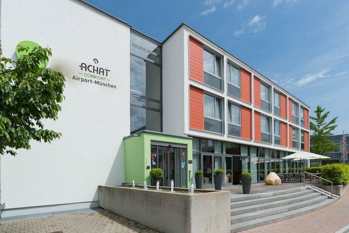 Achat Hotel Corbin München Airport