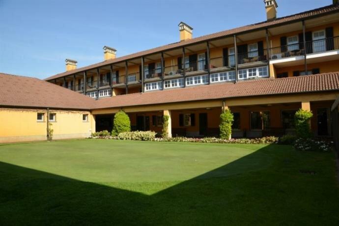 Hotel Golf Club Castelconturbia