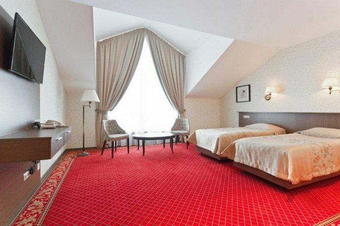 гостиница — Отель Дрозды клуб — Минская область, фото №2