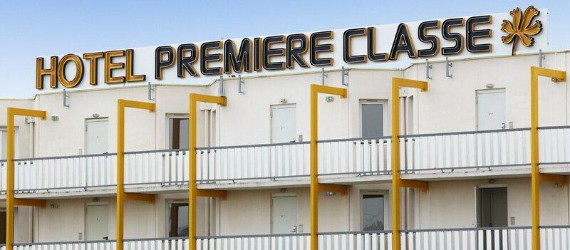 Hotel Première Classe Lyon Sud - Vienne