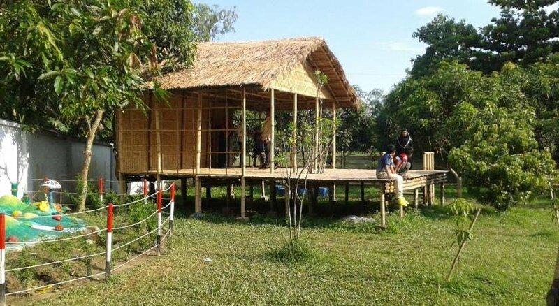 Shamser Gazir Bansher Kella Resort