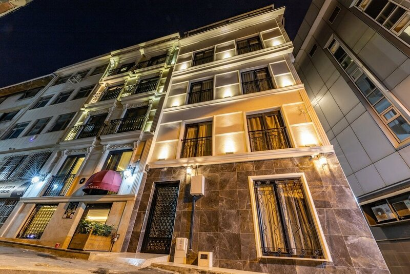 New Galata Suites And Restaurant