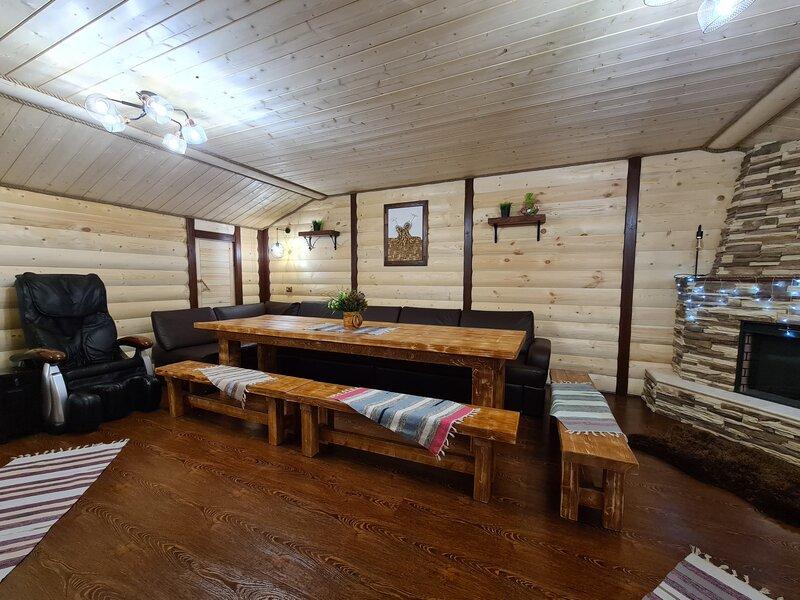Банно-гостиничный комплекс Настоящий отдых