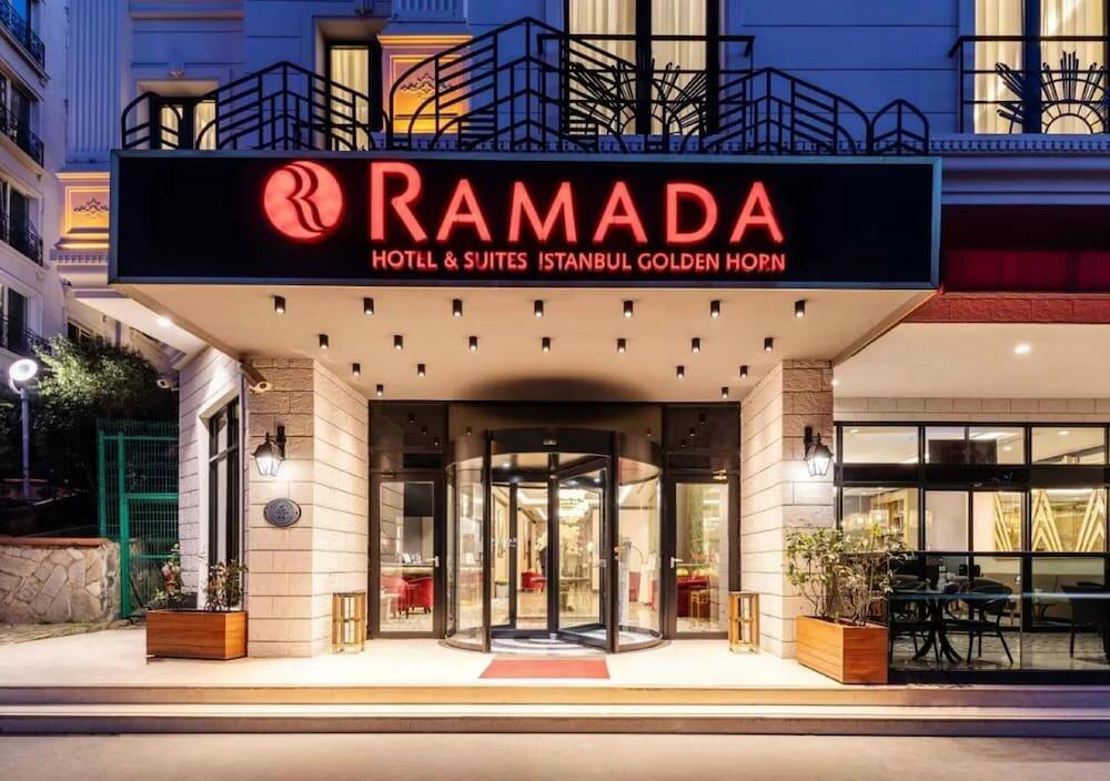 hotel — Ramada Hotel &Golden Horn — Beyoglu, photo 1