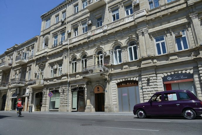 Mr Hostel Baku