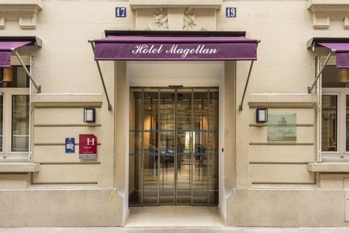 Hotel Le Magellan