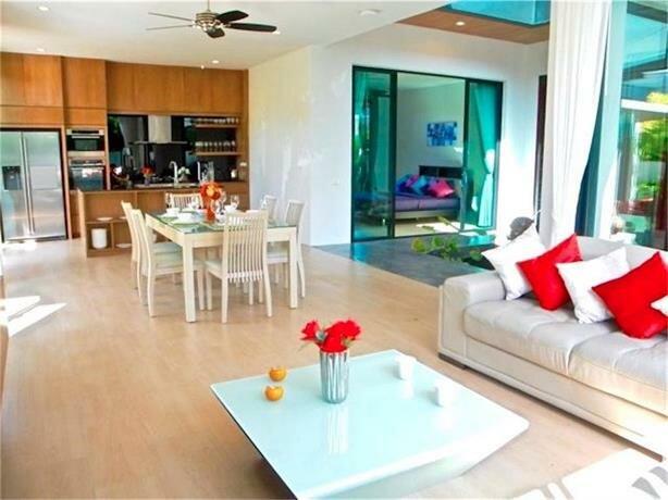 Baan Bua Nai Harn 3 bedrooms Villa