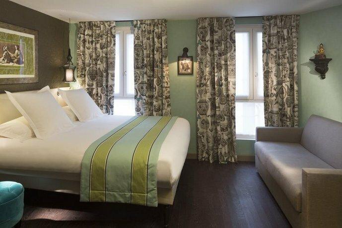 Hôtel R. Kipling by Happyculture