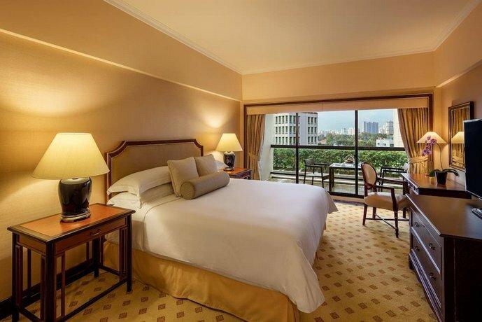Отель Regent Singapore