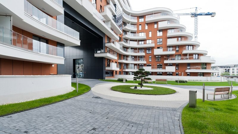 Browar Lubicz Residence - Official Aparthotel
