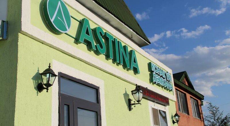 Гостиница Astina