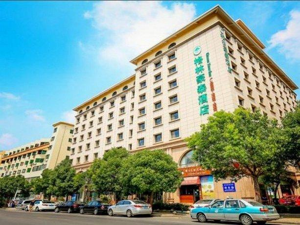 GreenTree Inn Qingdao Wuyishan Road Jusco Shopping Mall Hotel