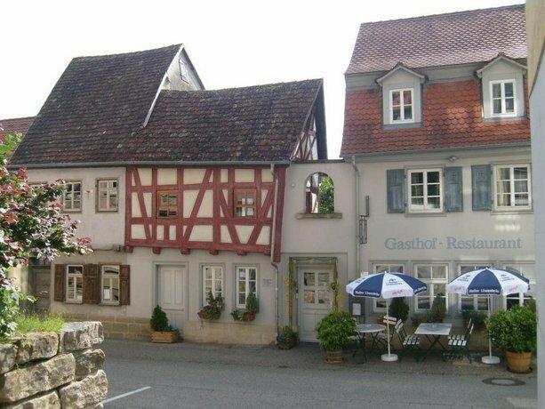 Gasthof-Restaurant Blauer Bock