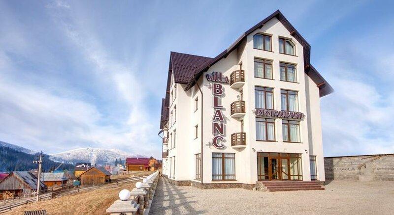 Гостиница Villa Blanc