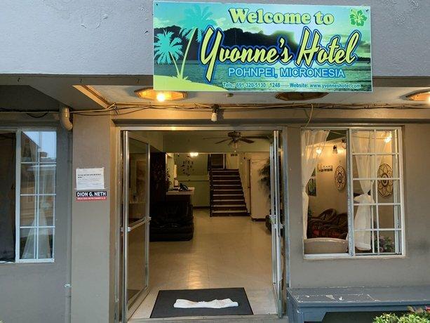 Yvonne's Hotel