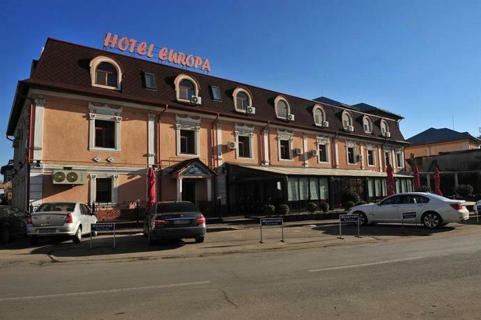 Hotel Europa Targu Jiu