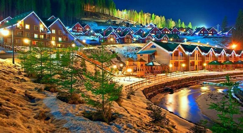 Гостинна Graal resort