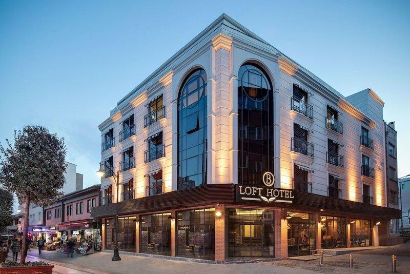 B Loft Hotel Bursa