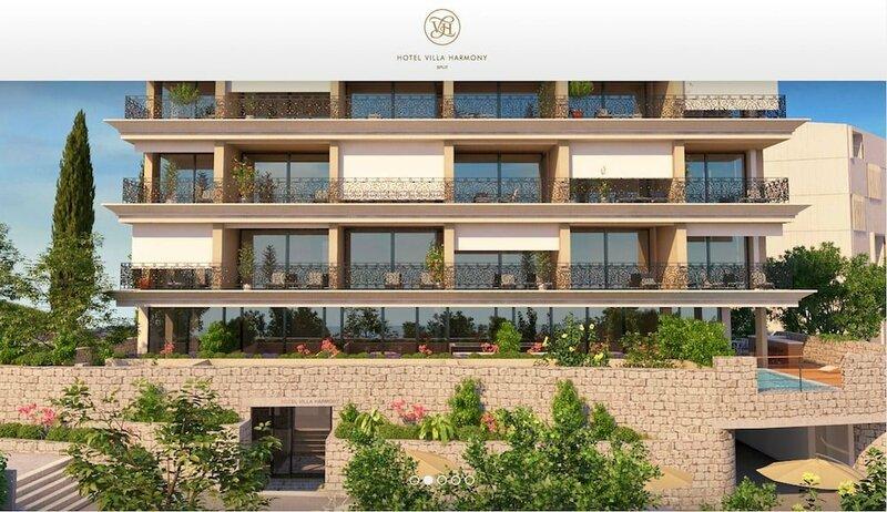 Отель Villa Harmony