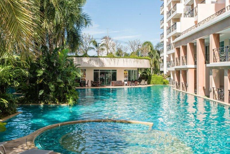 Paradise Park Jomtien by Pattaya Sunny Rentals