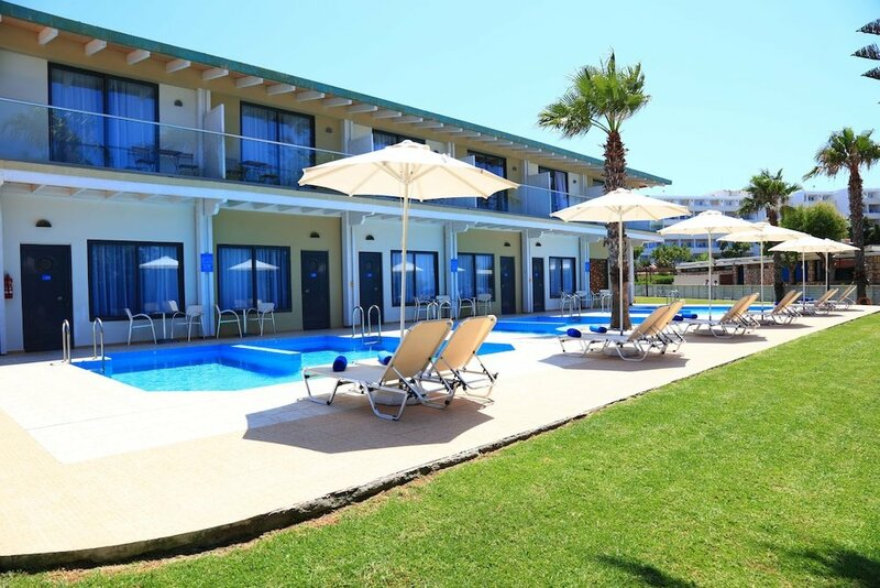 Отель Labranda Blue Bay Resort