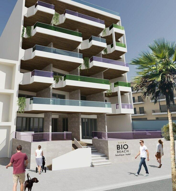 Bio Beach Boutique Hotel
